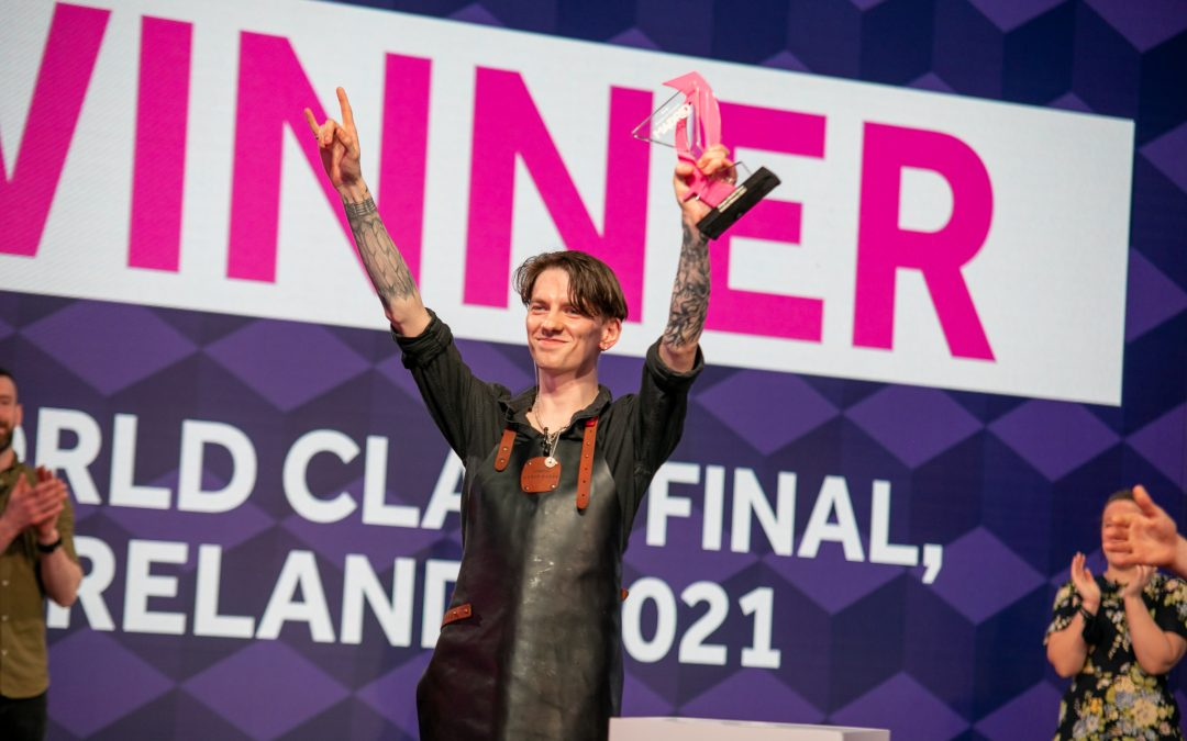 Cal Byrne to Represent Ireland at the Bartender of the Year Competition