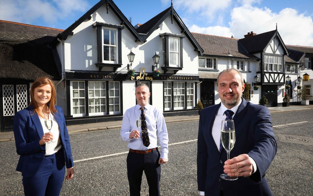 Galgorm Collection Acquires The Old Inn Crawfordsburn