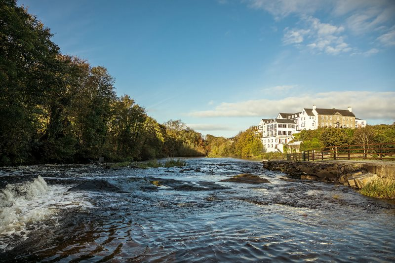 The Falls Hotel, Co. Clare, Goes Carbon Neutral