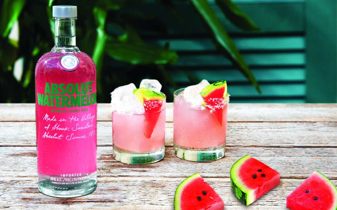 Watermelon Inspired Cocktails for World Cocktail Day