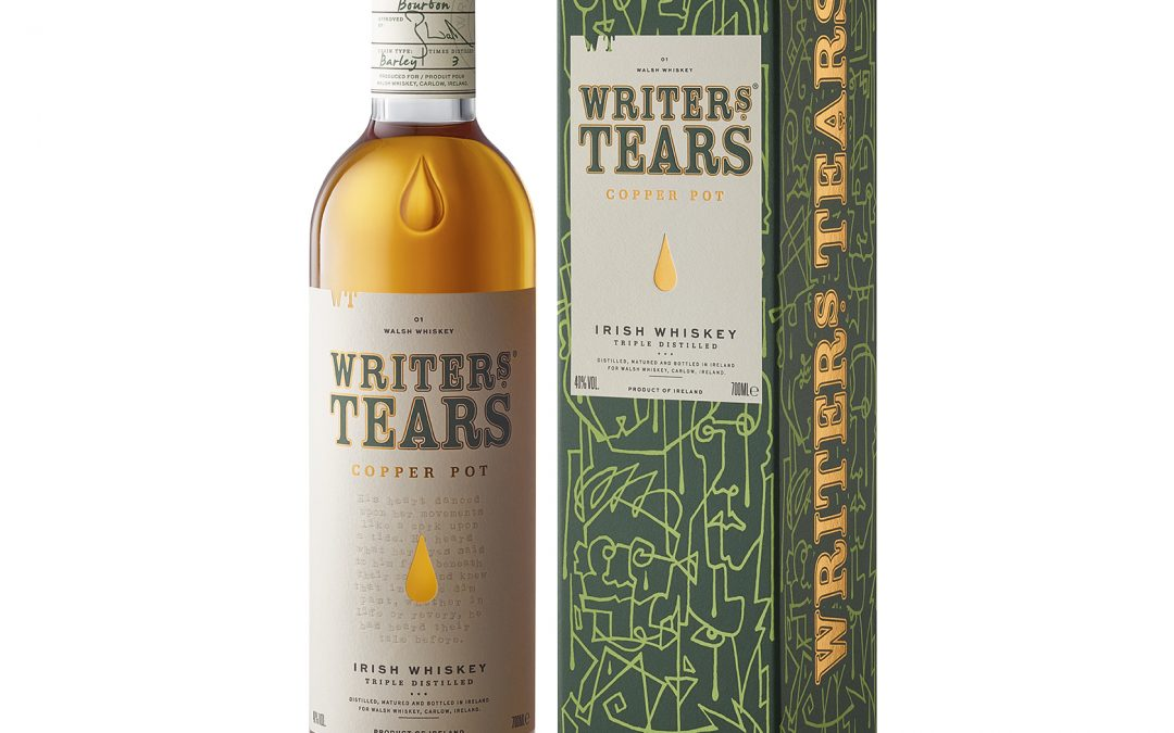 Writers' Tears Aiming to be Best Seller at Tesco Ireland