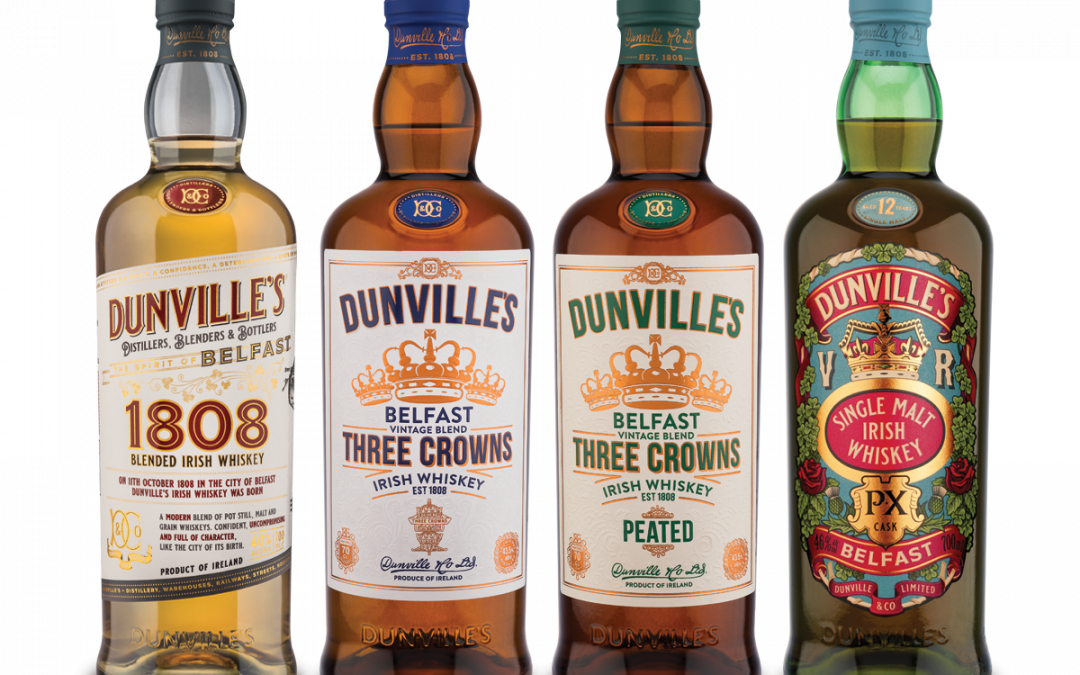 Echlinville wins Five at San Francisco World Spirits Competition
