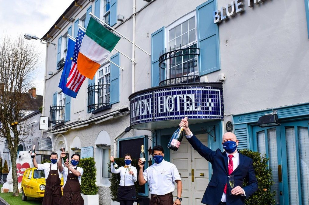Blue Haven Kinsale Recruiting for 35 Positions
