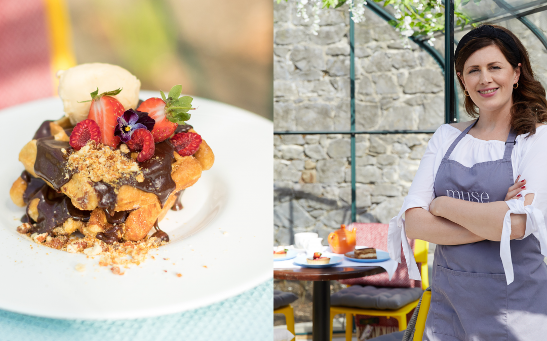 Kilkenny's Muse Café Prepares for Outdoor Dining with Brunch Menu and Pods