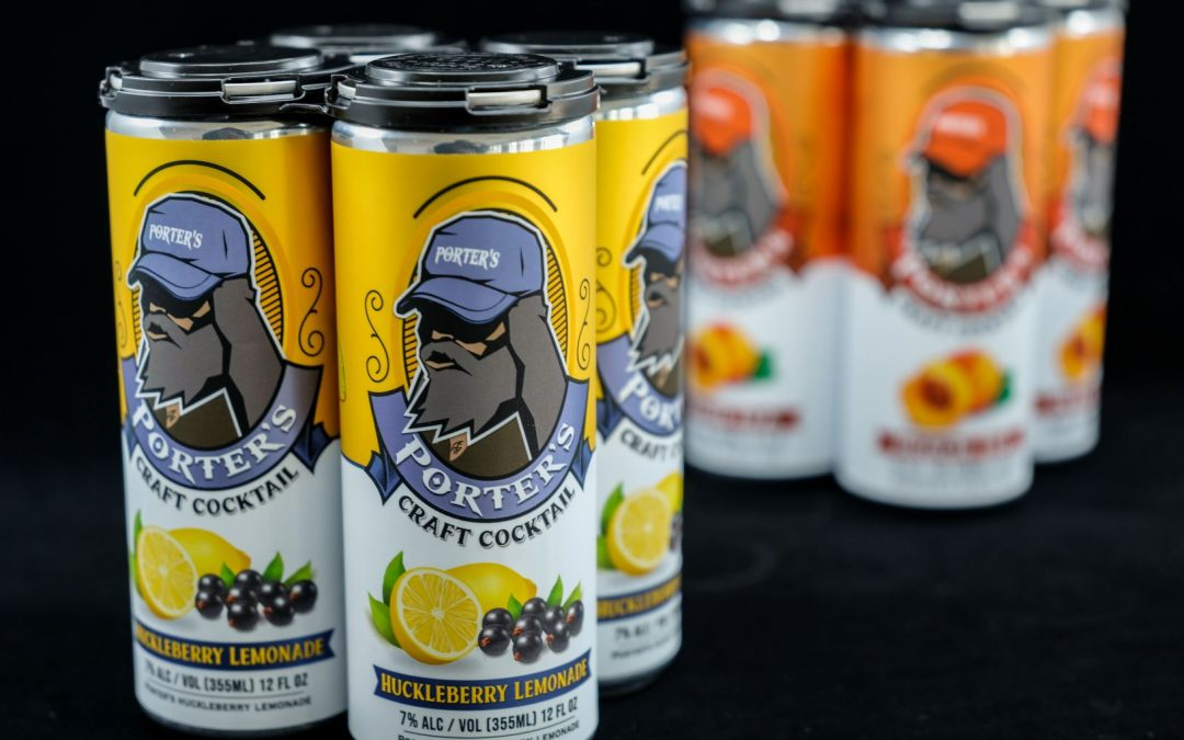 New Canned Whiskey Cocktails from Ogden's Own