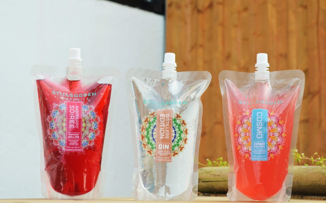 Stillgarden Releases Drinks Pouches in Time for Summer