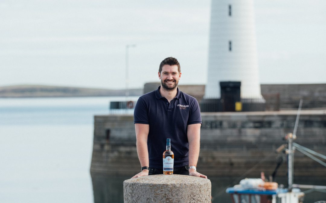Copeland Launches Merchants' Quay Blended Whiskey