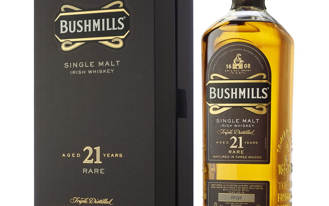 Celebrate Father's Day with Bushmills