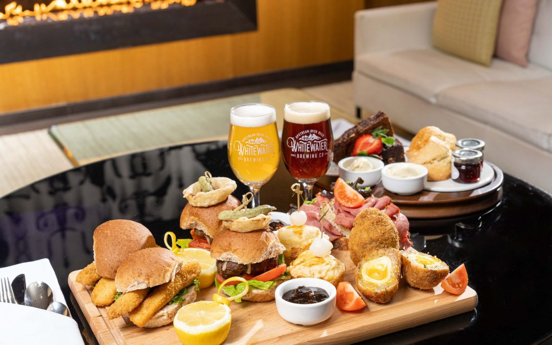 Spend Father's Day in 5 Star Luxury at the Fitzwilliam Hotel Belfast