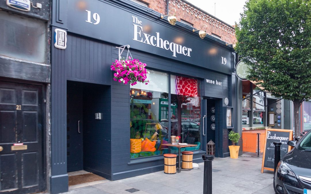 Enjoy a Taste of Spain at the The Exchequer Wine Bar's Terrace
