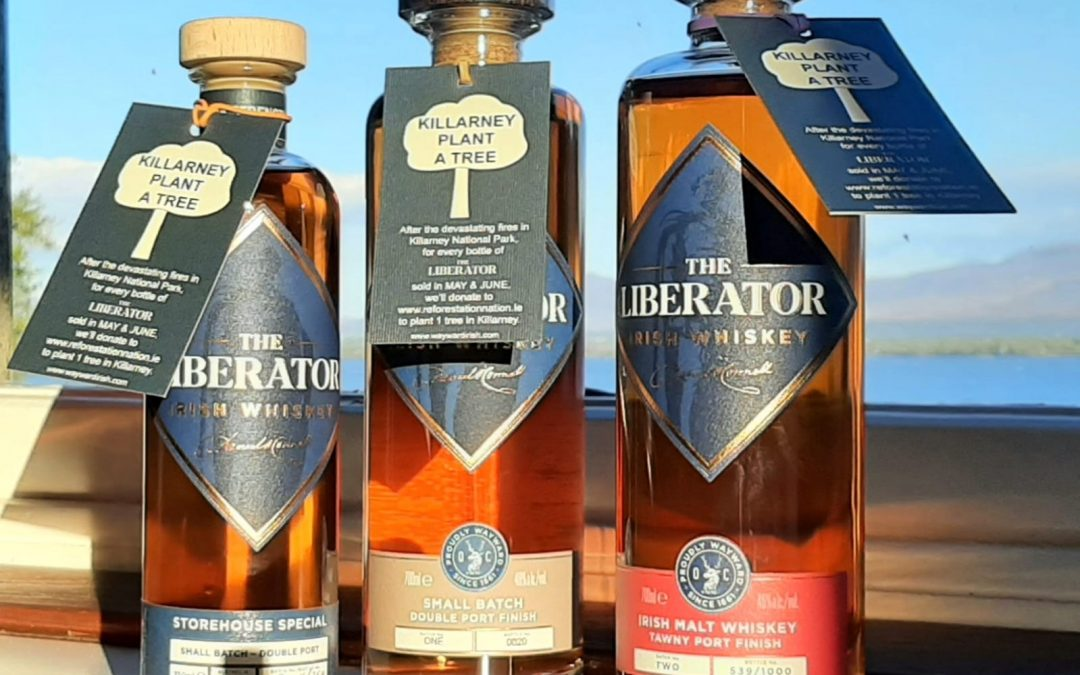 The Liberator Irish Whiskey – the Perfect Father's Day Gift