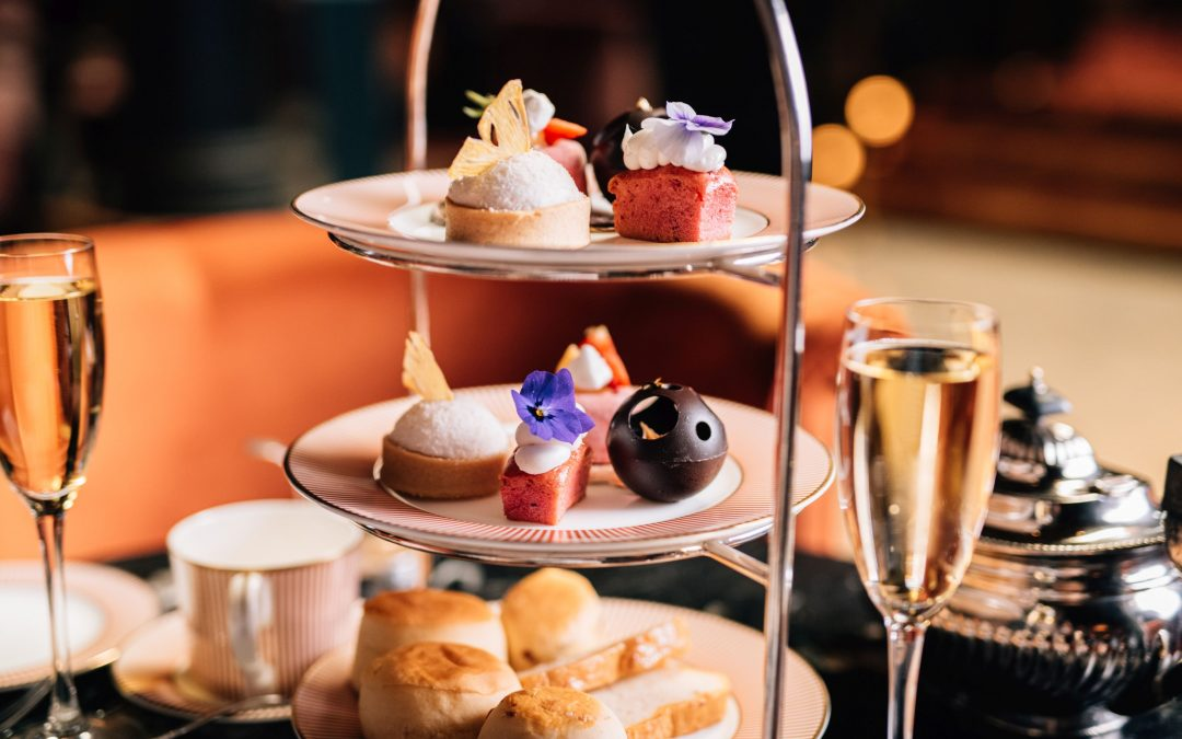 The Merchant Hotel Now Offering a Vegan Afternoon Tea