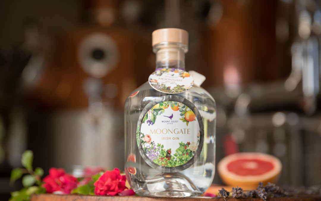 Highbank Orchards and Mount Juliet Estate Release Limited Edition Gin