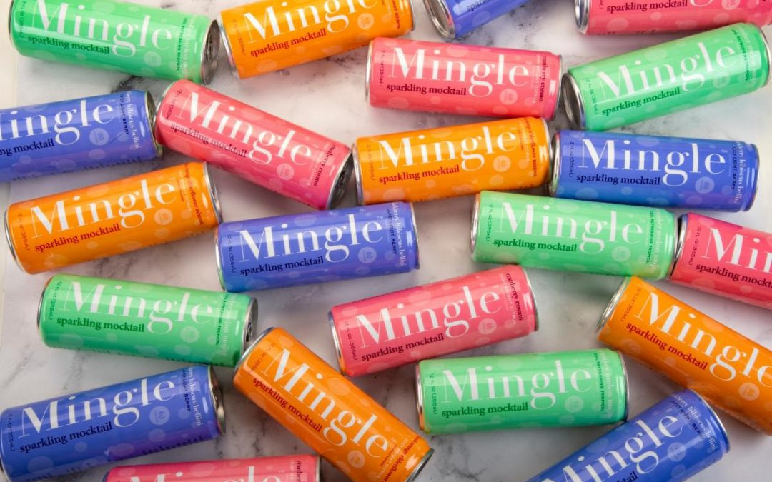 Mingle Mocktails Now Available in Cans
