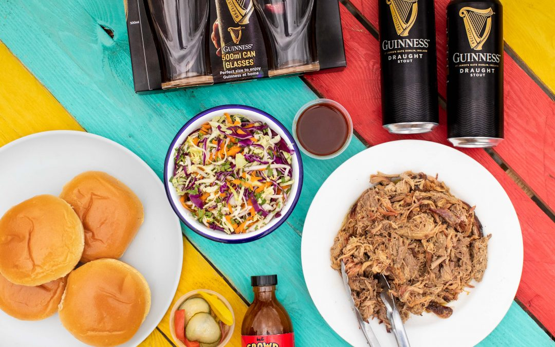 Guinness Partners with Baste BBQ for At-home Meal Kits