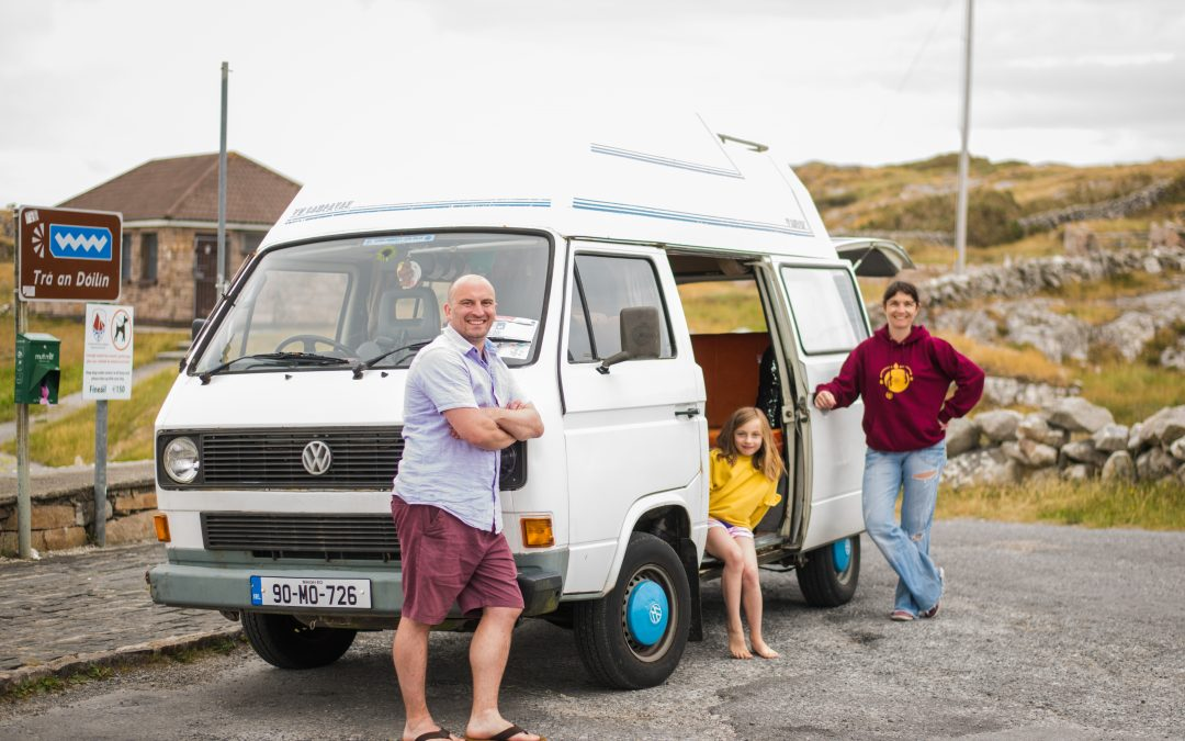 Galway Family's Camping Cookbook Gains International Recognition