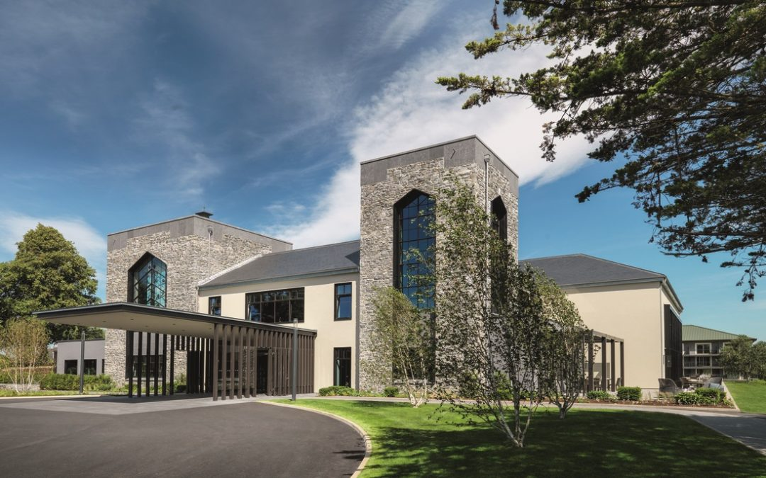 The Dunloe Hotel Partnering with Ground Wellbeing