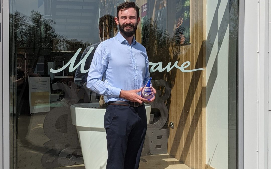 Musgrave named Graduate Employer of the Year
