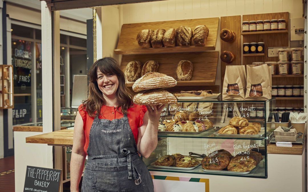 The Pepper Pot Bakery Opens in Georges Street Arcade