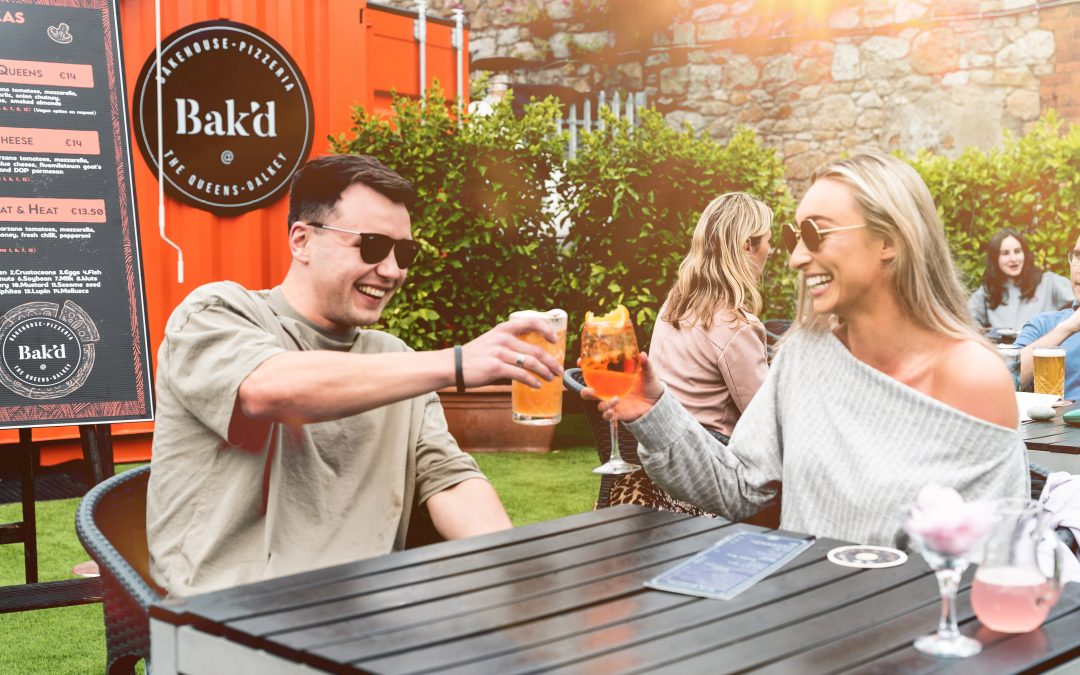 The Queens Dalkey Opens Food Yard