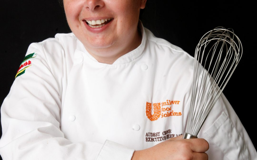 Audrey Crone, Executive Chef, Unilever Food Solutions, Reveals Her Perfect Great Roast