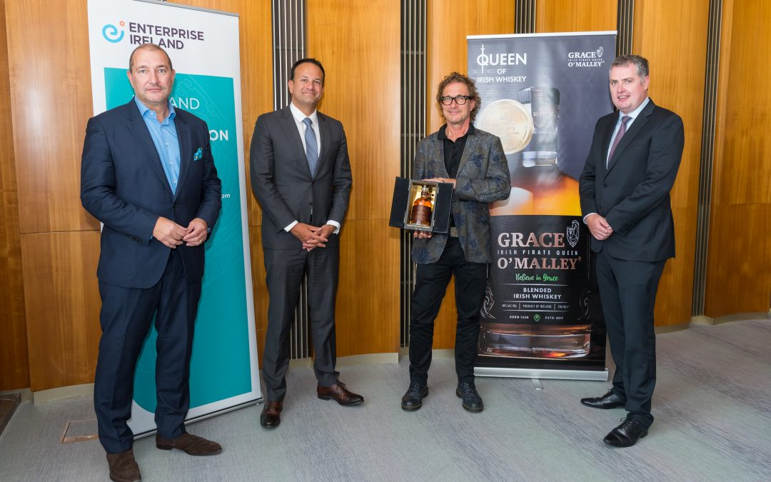 Grace O'Malley Spirits Owner Announces €4m Whiskey Facility