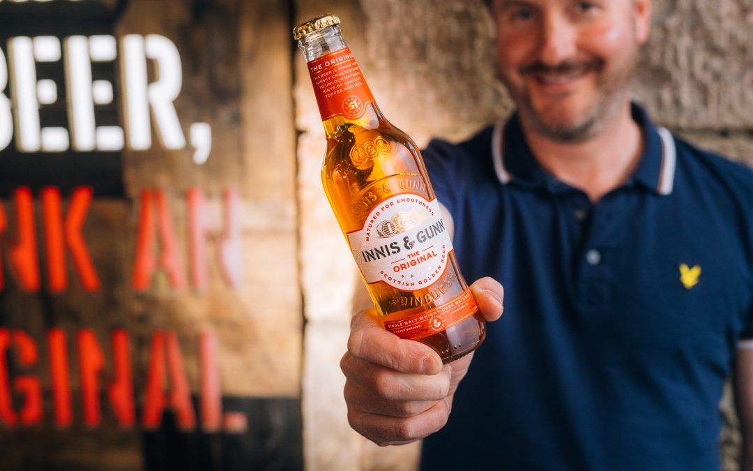 Innis & Gunn Increases Investment in US Market