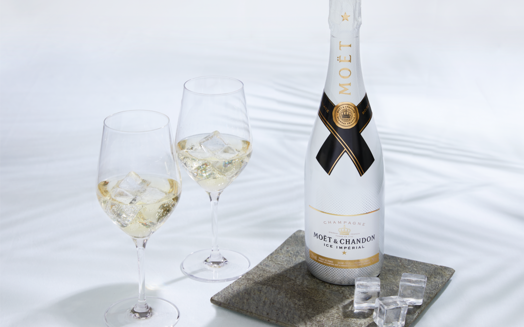 New Moët & Chandon Release Designed to be Enjoyed with Ice