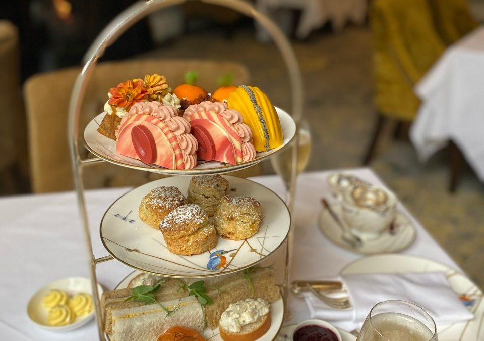 Autumn Afternoon Tea comes to the Intercontinental Dublin