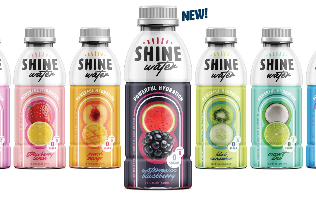 ShineWater Inks Distribution Deal With Anheuser Busch's AB ONE