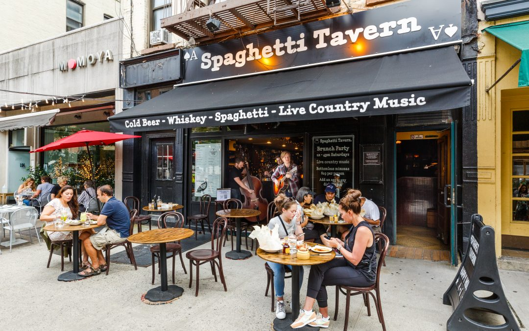 Spaghetti Tavern Opens on the Upper West Side