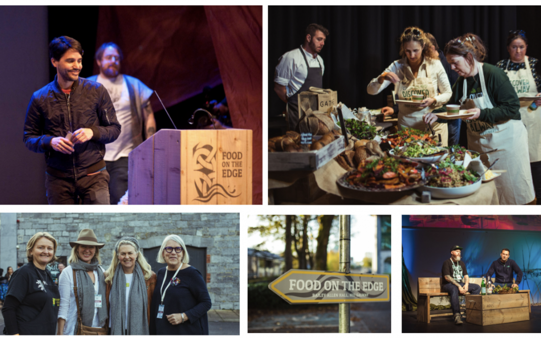 Food on the Edge 2021 Full Lineup Announced