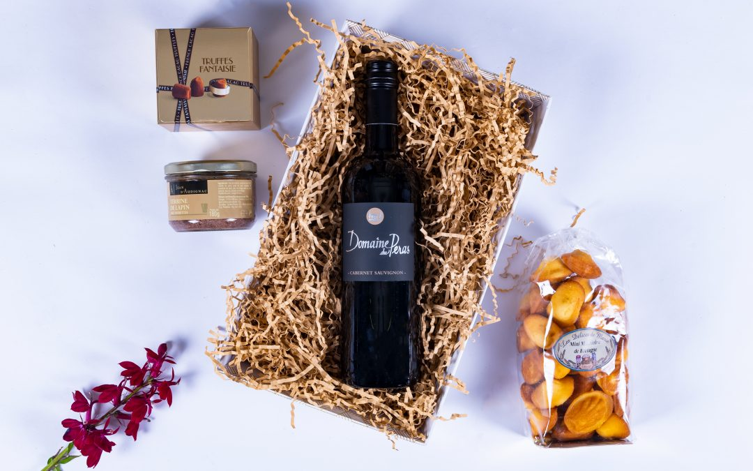 The French Market Launches Corporate Hamper Service